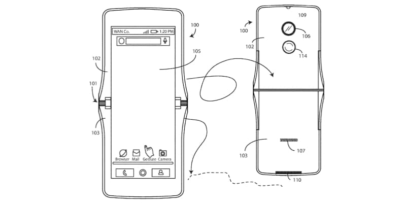 Motorola Razr Foldable Smartphone Design May Just Have