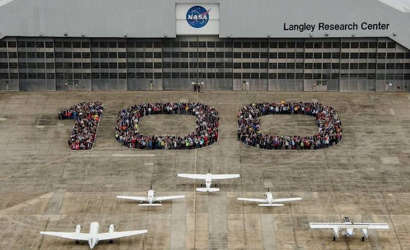 NASA's Langley Research Center Turns 100 Years Old