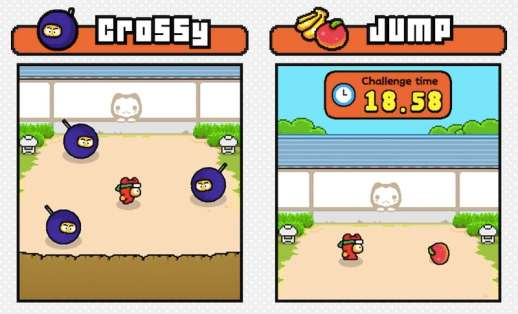 Ninja Spinki Challenges, Flappy Bird Creator's Latest Game, Is Available on Android and iOS