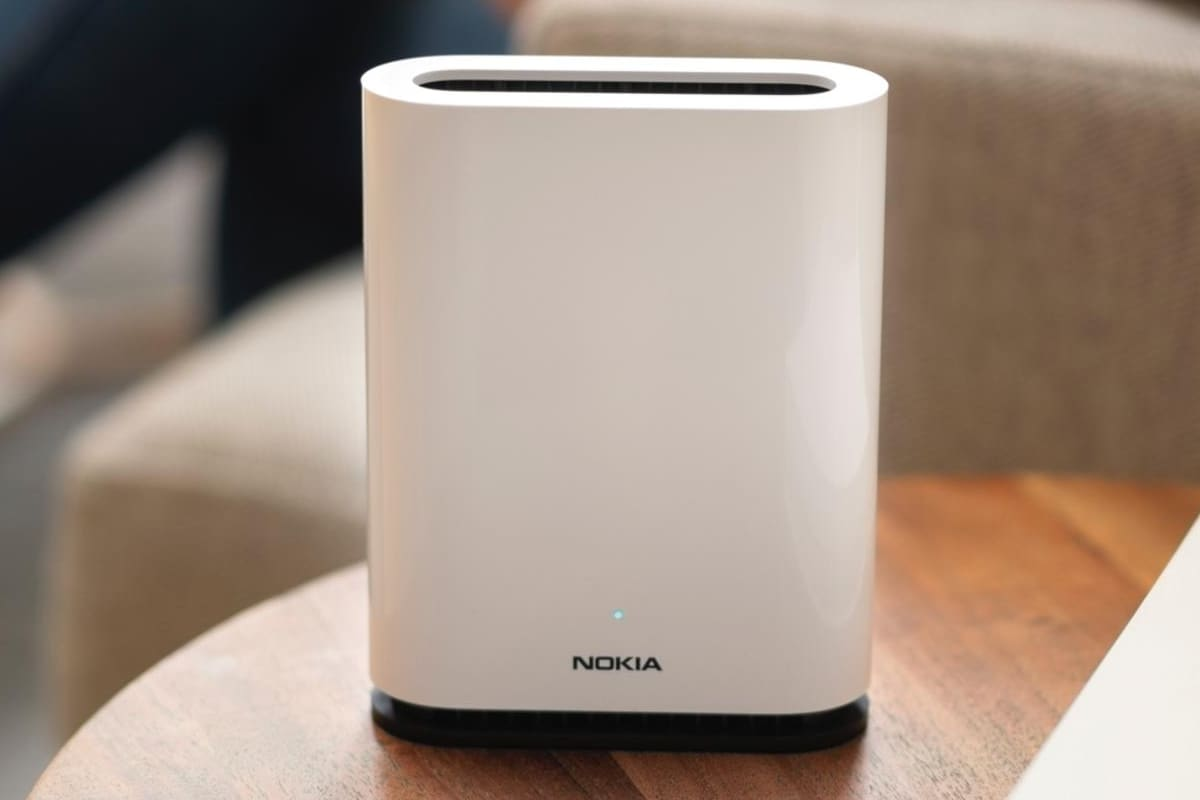 Nokia Beacon 1 Is an Entry-Level Mesh Wi-Fi Router That Aims to Take on Amazon and Google