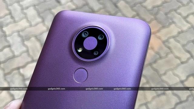 नोकिया 3 4 समीक्षा कैमरा मॉड्यूल नोकिया 3.4 की समीक्षा करें