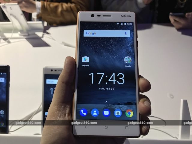 Nokia 3 Now Available in India at Your Neighbourhood Retail Store