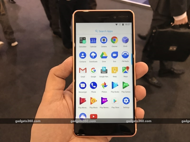 Nokia 6 Reportedly Receiving Android 7.1.1 Nougat Update