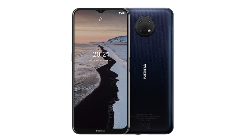 Nokia G10 Budget Phone With Triple Rear Cameras Debuts in India