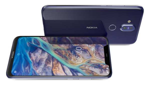 Image result for Nokia X7