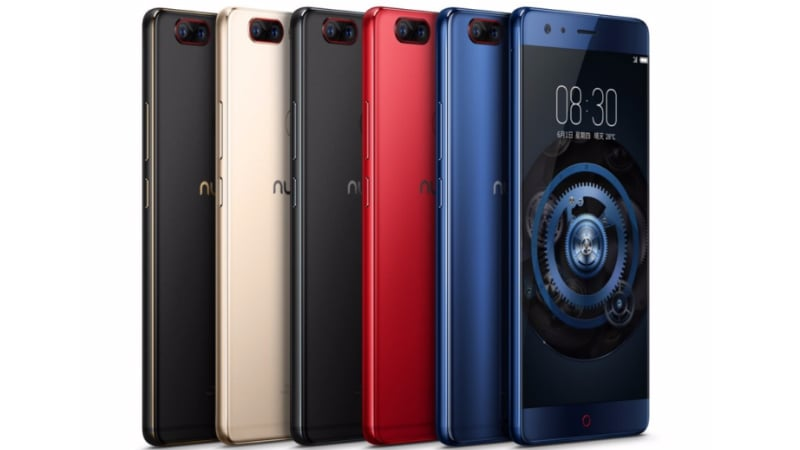 Nubia Z17 With 8GB RAM, Quick Charge 4+ Launched: Price, Specifications, and More