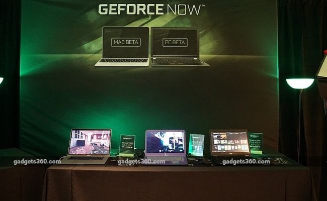 Geforce Now Finally Available For Windows Pcs Technology