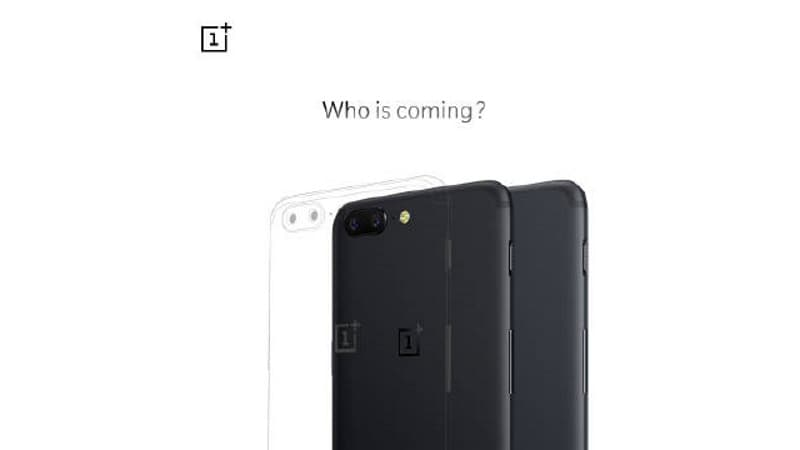 OnePlus 5's New Colour Variant Teased, Mint Gold Expected