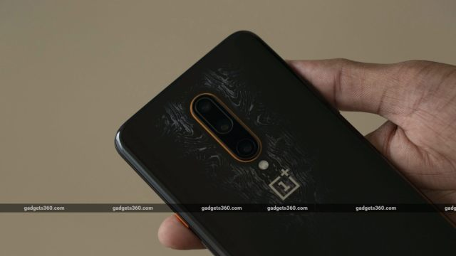 oneplus 7t pro mclaren edition review pattern OnePlus
