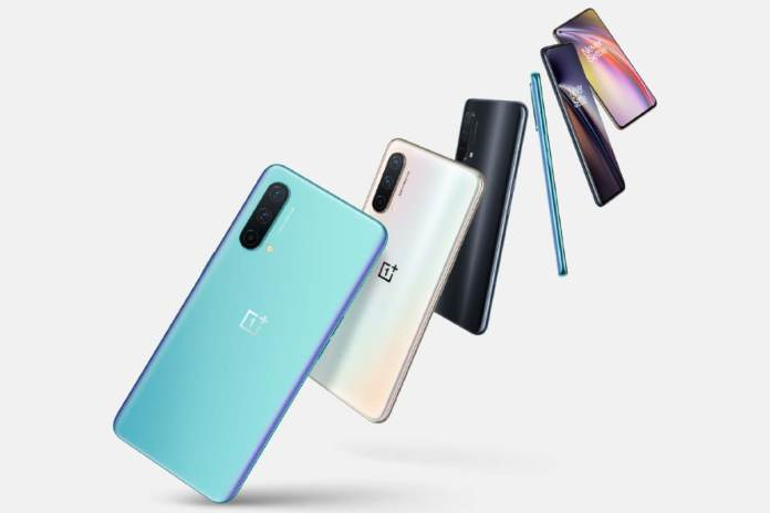 OnePlus Nord CE 5G With Snapdragon 750G SoC, 90Hz Display Goes Official