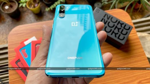 oneplus nord review logo OnePlus Nord