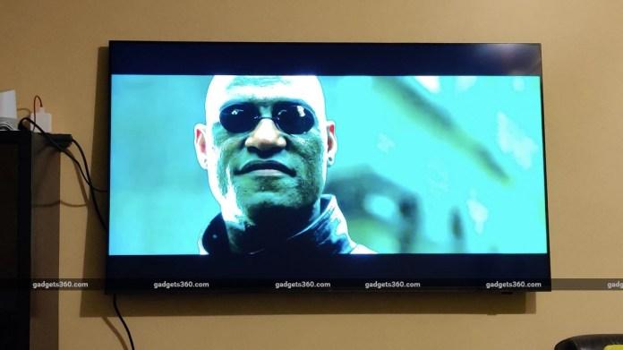 oneplus tv u series 55u1 review matrix OnePlus  OnePlus TV