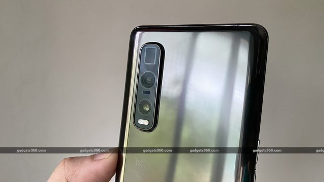 oppo find x2 pro rear camera Oppo Find X2 Pro First Impressions