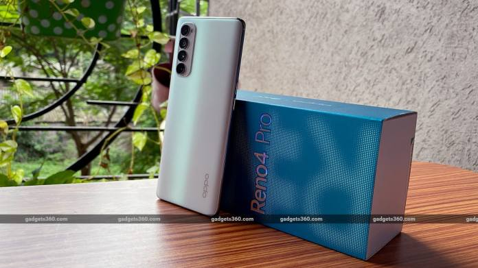 oppo reno 4 pro first look box Oppo