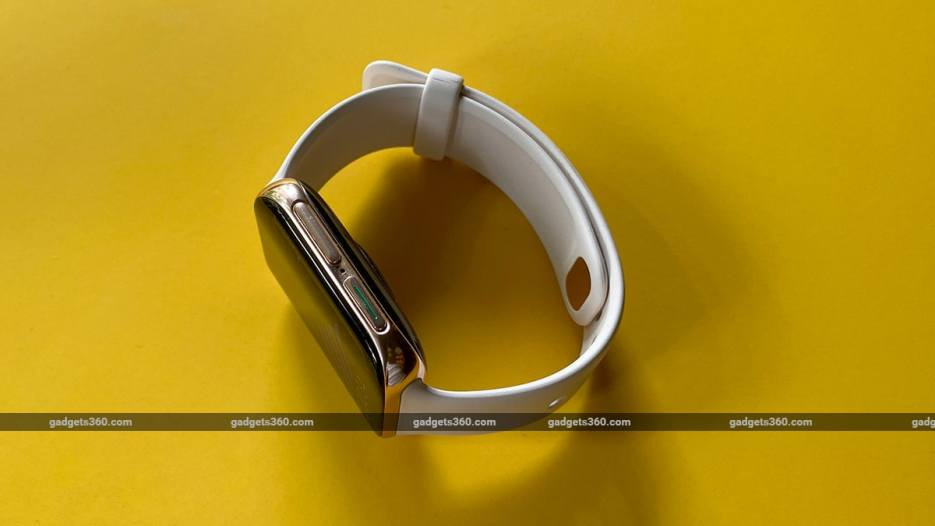 oppo watch review buttons Oppo Watch Review