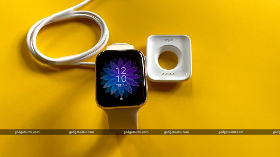 oppo watch review vooc watch charger Oppo Watch Review