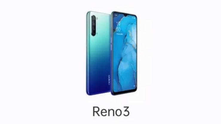 opporeno3 render principal Oppo Reno 3