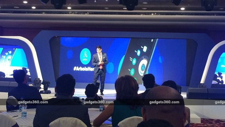 Panasonic Eluga Ray Max, Eluga Ray X Launched With Arbo Virtual Assistant in India