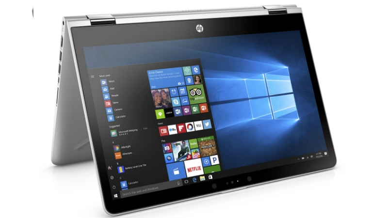 HP Pavilion x360 Series Adds Stylus Support, Pavilion Laptops Refreshed as Well