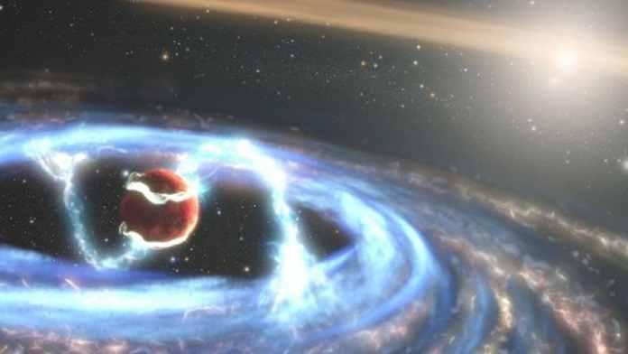 Ever Seen A Planet Grow? NASA Hubble Space Telescope Shares Magical Image