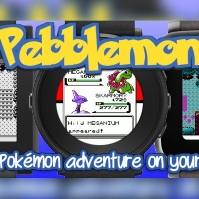 Pokemon on Pebble? Pebblemon Brings a Clone of the Game to Your Smartwatch