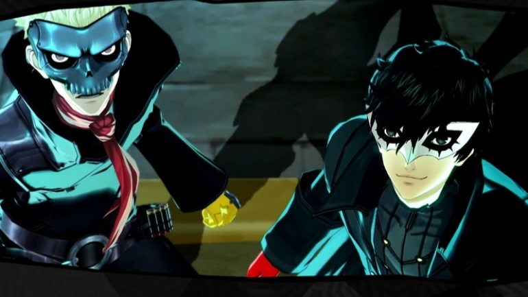 Persona 5 Scramble Announced for PS4 and Nintendo Switch
