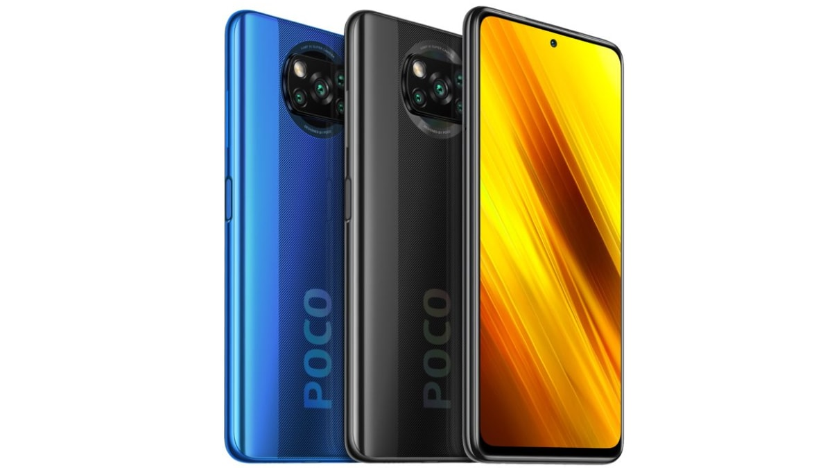 Poco X3 India Variant May Get 8GB RAM Model, Allegedly Spotted on Geekbench