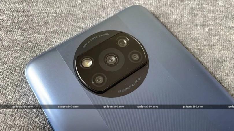 poco x3 pro cameras ndtv poco x3 pro