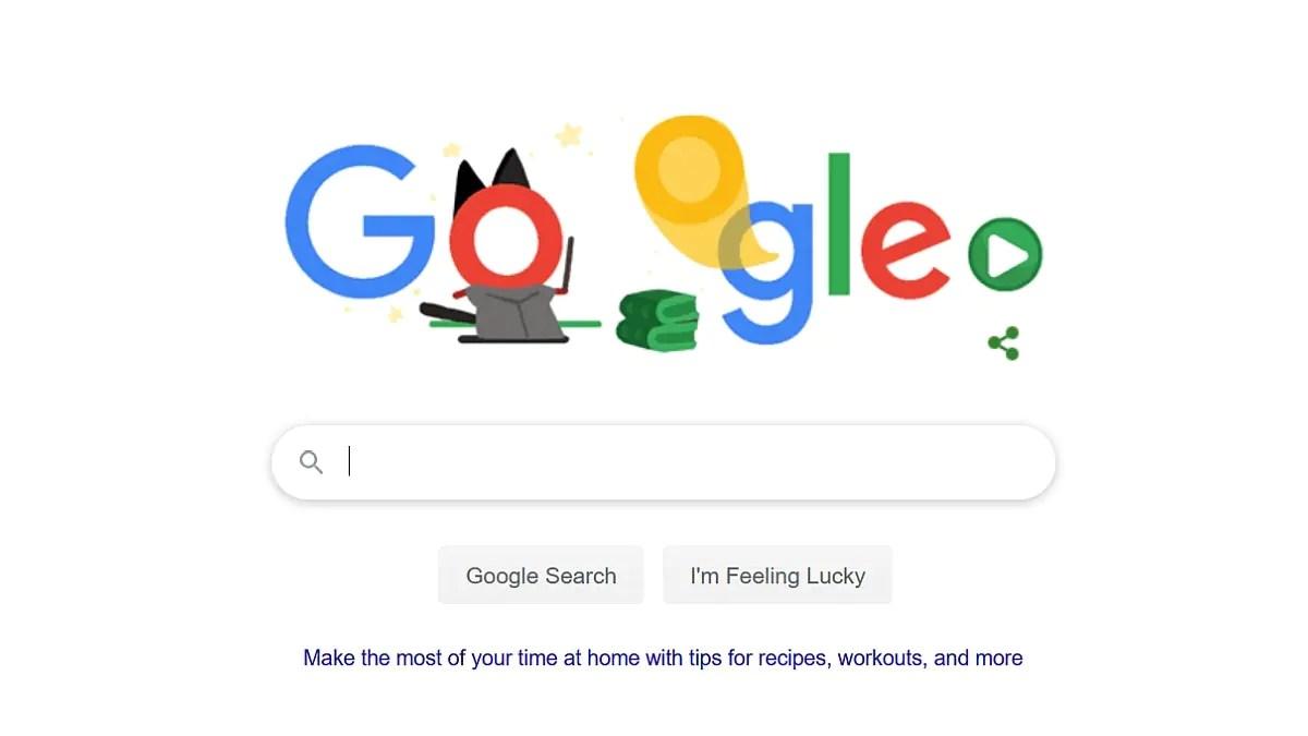 popular google doodle games series brings back halloween game camrojud popular google doodle games series