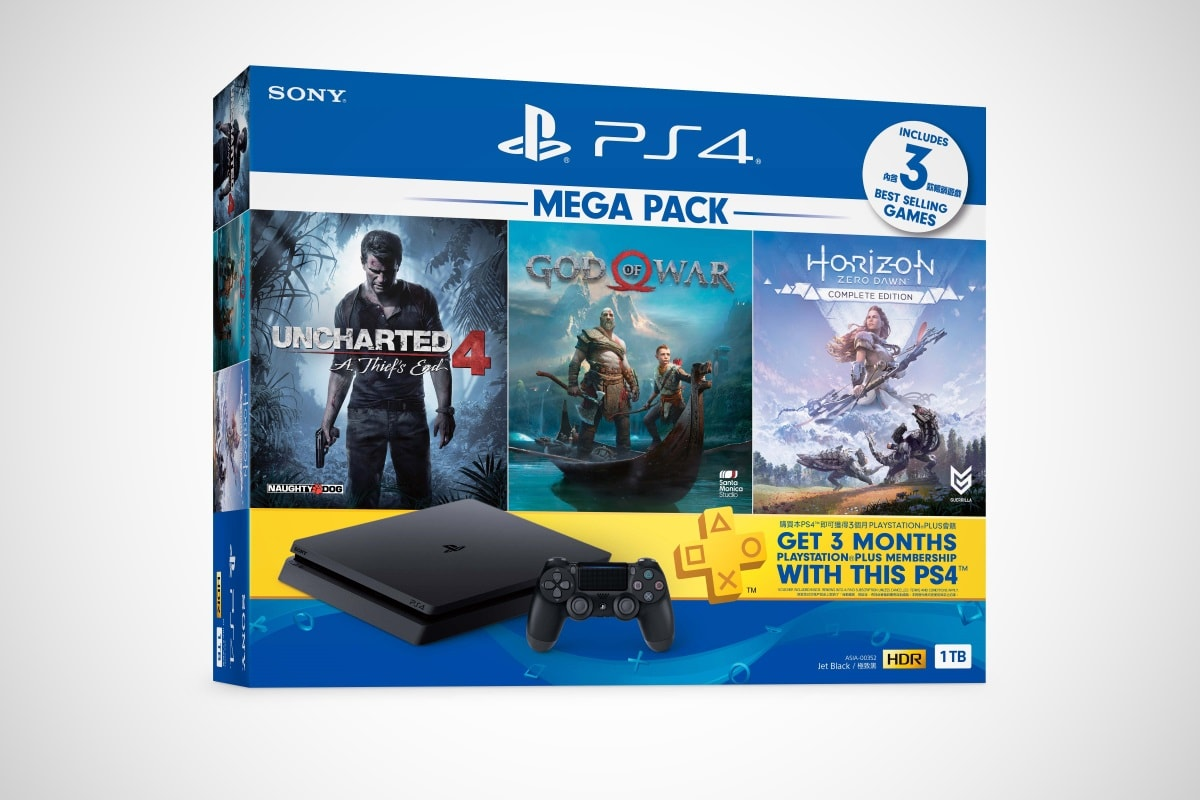 PS4 Price in India Drops to Rs. 29,990, New 1TB Bundle Available Next Week: Report