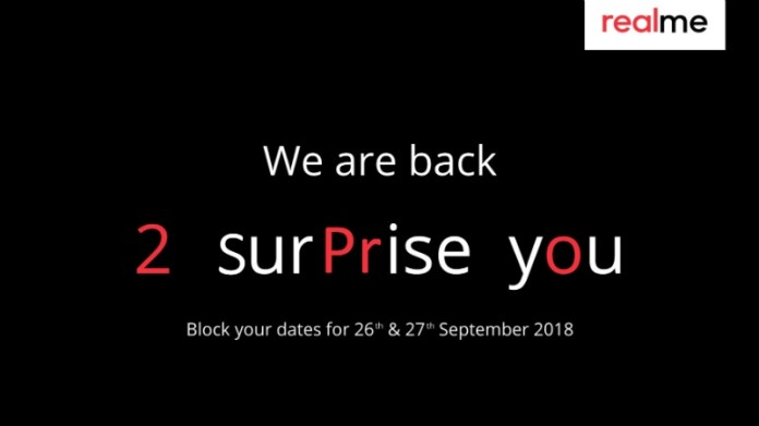Realme 2 Pro India Launch Expected September-End
