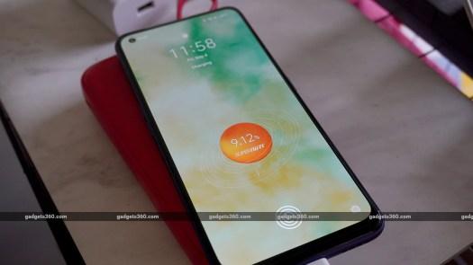 realme 7 pro review charging Realme
