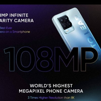 Realme 8 Series Specifications Detailed by Company CEO