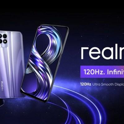 Realme 8i, Realme 8s 5G With Triple Rear Cameras Debut in India