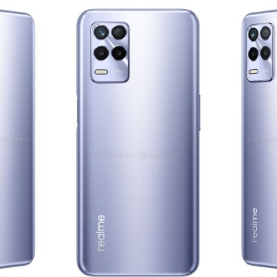 Realme 8s Specifications Surface in Detail Ahead of Official Announcement