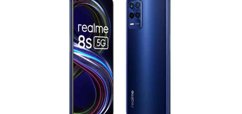 Realme 8s 5G to Go on Sale for the First Time in India Today