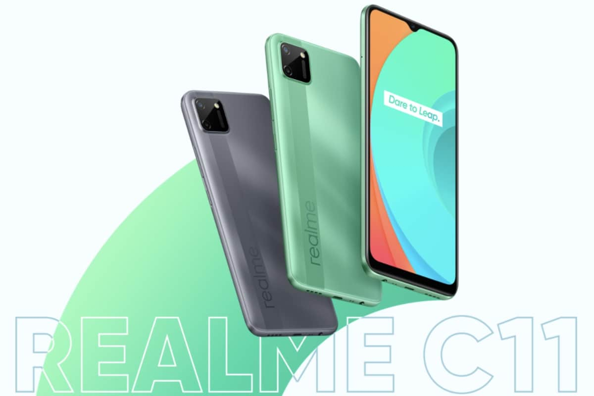 Realme C11 India Launch Teased by Company as 'Next Addition' in C-Series 135