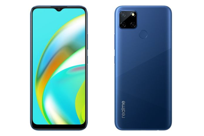 Realme C12, Realme C15 With MediaTek Helio G35 SoC Launched In India   Latest News