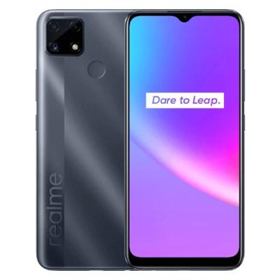 Realme C20, Realme C21, Realme C25 Smartphones Debut in India