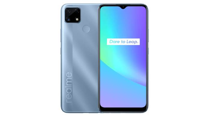 Realme C25s With Helio G85 SoC, 6,000mAh Battery Launched