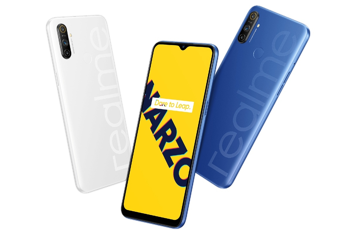 Realme Narzo 10A to Go on Sale Today at 12 Noon via Realme Site, Flipkart: Price in India, Specifications 86