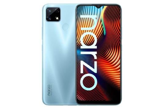 Realme Narzo 20 to Go on Sale for First Time in Today via Flipkart, Realme.com  at 12 Noon: Price in India, Specifications | Technology News