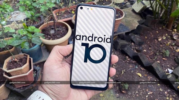 realme narzo 20 pro android 10 Realme Narzo 20 Pro Review