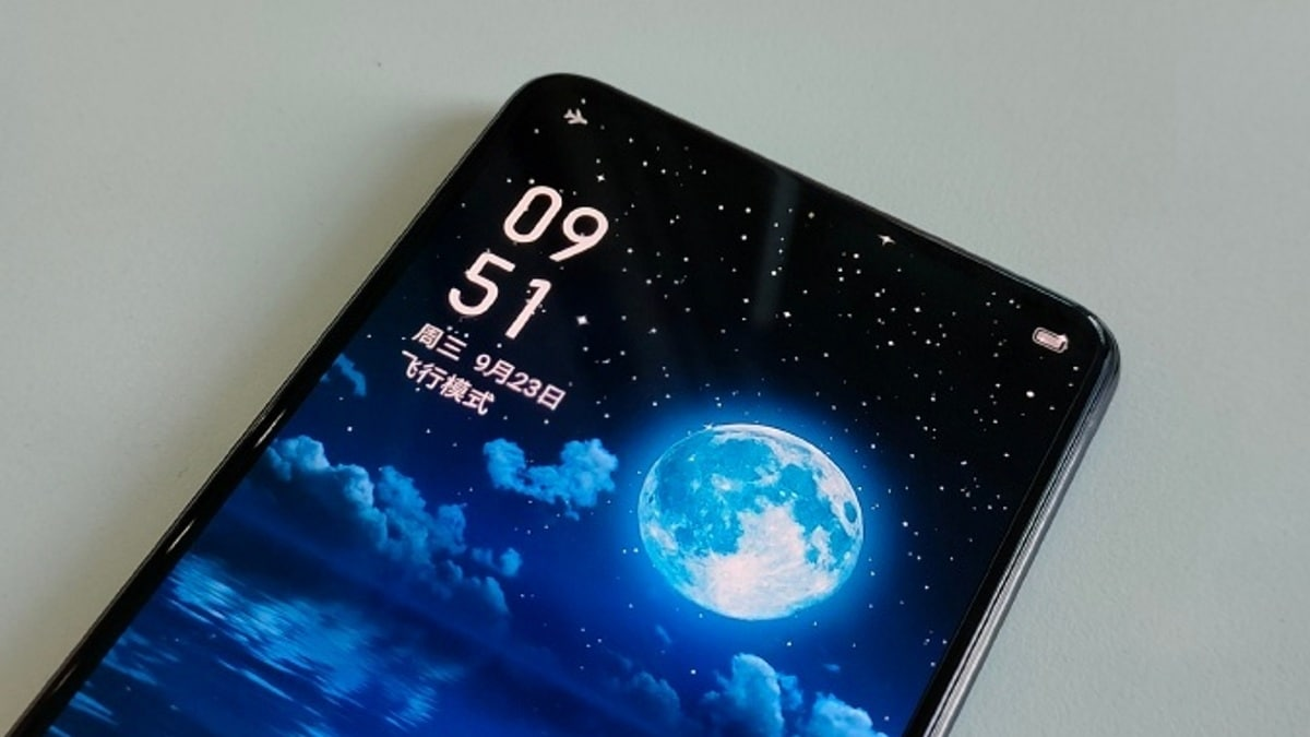 Realme May Be Working on Its First Under-Display Camera Phone