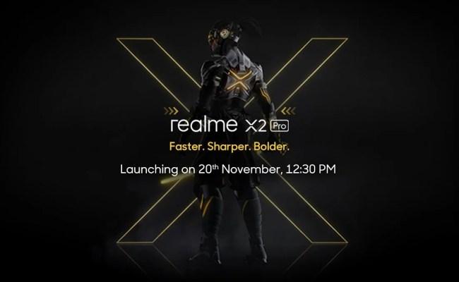 Realme X2 Pro Realme 5s India Launch Event To Begin Soon