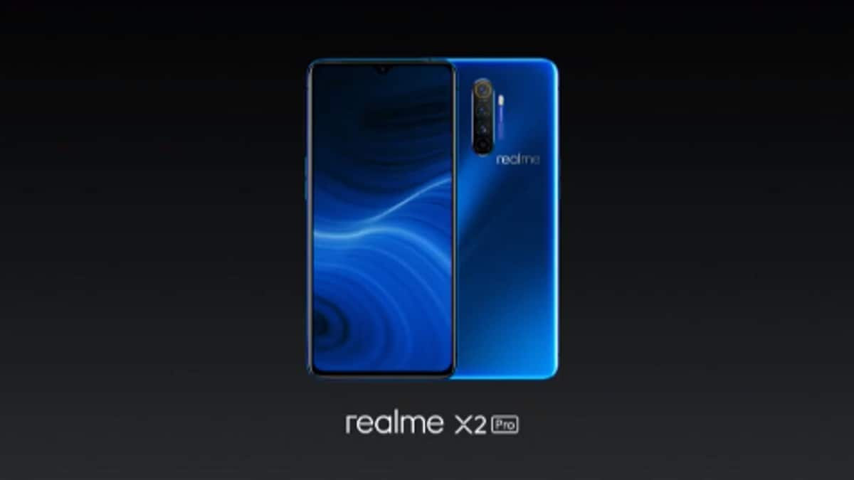 Realme X2 Pro With 50w Fast Charger Launched At Rs 29 999