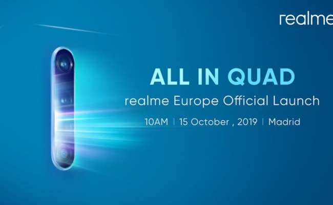 Realme X2 Pro Set To Launch On October 15 With 64