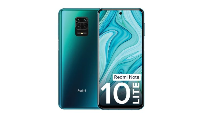 Redmi Note 10 Lite With Quad Rear Cameras, 5,020mAh Battery Launched in India