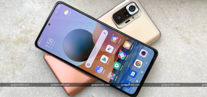 Redmi Note 10 Series Users in India Facing Touchscreen Issues, Screen Flickering