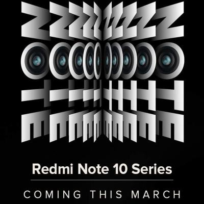 Redmi Note 10 Series Launch in India Tipped for March 10